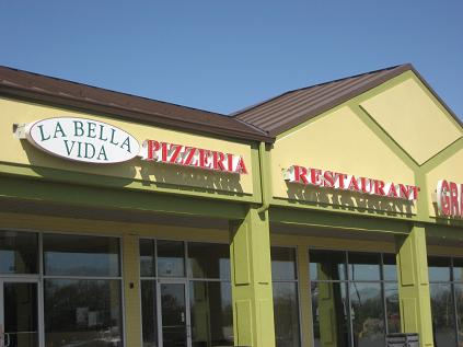 La Bella Pizzeria Warminster