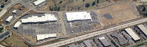 Allentown, PA - Airport Center A Oblique